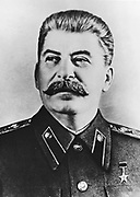 Joseph Stalin (1879-1953) Russian Communist dictator.