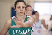 Sabrina Cinili<br /> Nazionale Femminile Senior Allenamento<br /> FIP 2017<br /> Centro Giulio Onesti, 21/05/2017<br /> Foto Ciamillo-Castoria / G. Ciamillo
