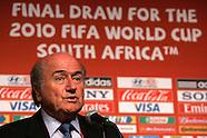 FIFA Press Briefing 021209