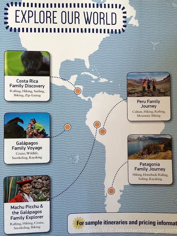 Geo Ex Family Adventures Catalog