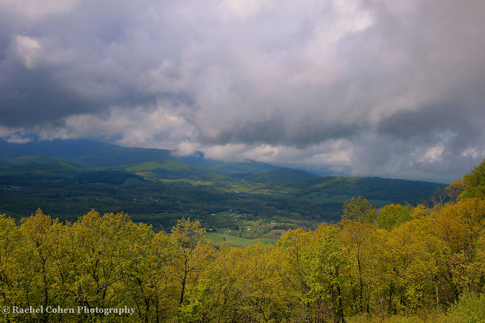 &quot;Blue Ridge Stormin&quot;<br />