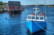 Terence Bay, Nova Scotia,Canada, Fishing village