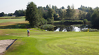 AMERICA (Neth.) - Golfbaan Golfhorst. Hole 4. COPYRIGHT KOEN SUYK