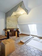 Sarah Fauguet et David Cousinard / Chambres d'artistes au château du Pé