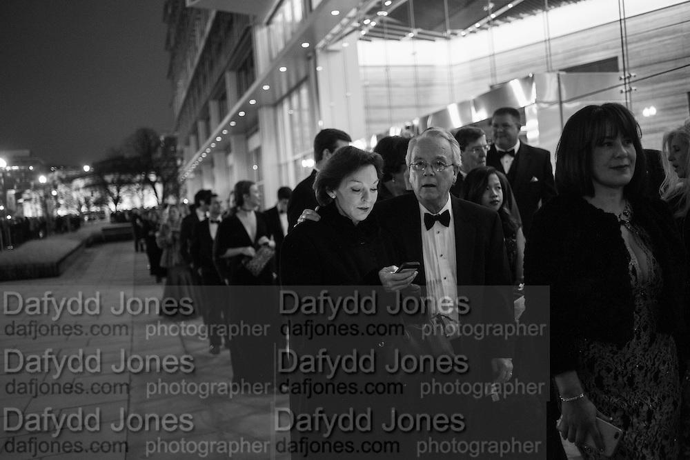 VICKY DRUMMOND; MICHAEL DRUMMOND, FREEDOM BALL, ,  Inauguration of Donald Trump ,  Washington DC. 20  January 2017