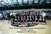 McLean County Basketball Tournaments