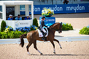 Brittany Fraser - All In<br /> FEI World Equestrian Games Tryon 2018<br /> © DigiShots