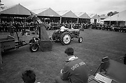 06/05/1965<br /> 05/06/1965<br /> 06 May 1965<br /> Final of the 4th Annual David Brown Tractor and Implement Maintenance Competition held at the RDS Spring Show, Ballsbridge, Dublin. John O'Connell of Knocksaharn, Kilnamartyra, Macroom, Co. Cork competing.