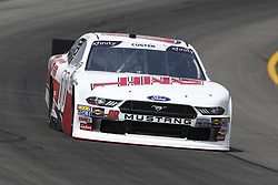June 1, 2018 - Long Pond, Pennsylvania, United States of America - Cole Custer (00) brings his car through the turns during practice for the Pocono Green 250 at Pocono Raceway in Long Pond, Pennsylvania. (Credit Image: © Chris Owens Asp Inc/ASP via ZUMA Wire)