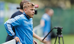 03.06.2015, Steinbergstadion, Leogang, AUT, U 21 EM, Vorbereitung Deutschland, im Bild Max Meyer (Schalke 04, Deutschland U21) // during Trainingscamp of Team Germany for Preparation of the UEFA European Under 21 Championship at the Steinbergstadium in Leogang, Austria on 2015/06/03. EXPA Pictures © 2015, PhotoCredit: EXPA/ JFK