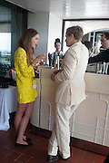 MEGAN GRIFFITHS; LORD CHARLES SETTRINGTON, Glorious Goodwood. Thursday.  Sussex. 3 August 2013
