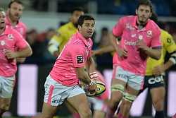 October 28, 2017 - Clermont-Ferrand - Stade Marcel, France - Morne Steyne  (Credit Image: © Panoramic via ZUMA Press)