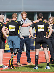 Prince Harry- Invictus Trials-7th April-2017