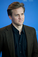 Actor Tobias Santelmann at the photocall for the film Out Stealing Horses (Ut Og Stjæle Hester) at the 69th Berlinale International Film Festival, on Saturday 9th February 2019, Hotel Grand Hyatt, Berlin, Germany.