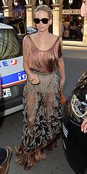 Jennifer Lawrence arriving at Dior party in Paris<br /><br />4 July 2017.<br /><br />Please byline: PalaceLee/Vantagenews.com