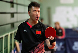 LIAO Keli (CHN) during Team events at Day 4 of 16th Slovenia Open - Thermana Lasko 2019 Table Tennis for the Disabled, on May 11, 2019, in Dvorana Tri Lilije, Lasko, Slovenia. Photo by Vid Ponikvar / Sportida