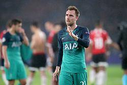 Tottenham Hotspur's Christian Eriksen after the final whistle