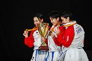 Karate: Karate World Championship 2018 - Madrid - 11 November 2018