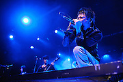 Dir En Grey performs at Nokia Theater in New York City on August 24, 2010. Copyright © Chris Owyoung. All Rights Reserved.