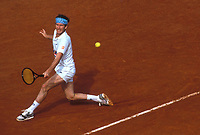 Tennis<br /> Foto: Dppi/Digitalsport<br /> NORWAY ONLY<br /> <br /> TENNIS - JOHN MCENROE (USA) <br /> <br /> ROLAND GARROS 1991