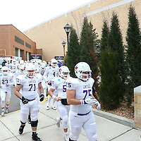 NCAA Division III Football Semifinals: University of Saint Thomas vs. Linfield College