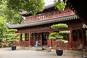 Lao Jun Hall in Yu Yuan Gardens Shanghai, China