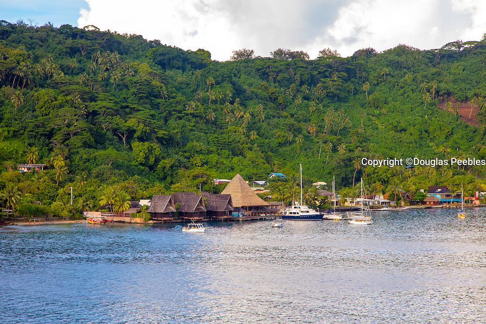 Bora Bora Yacht Club, French Polynesia