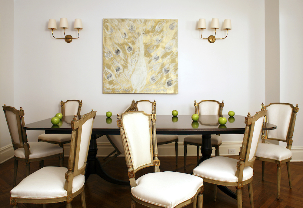 Table, Dining Room, New York City