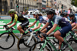 Ruth Winder (USA) at La Madrid Challenge by La Vuelta 2019 - Stage 2, a 98.6 km road race in Madrid, Spain on September 15, 2019. Photo by Sean Robinson/velofocus.com
