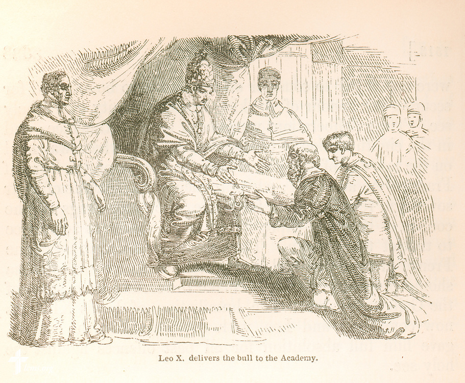 Taken from:<br /> Roscoe, William, and Thomas Roscoe. The Life and Pontificate of Leo the Tenth. London: Henry G. Bohn, 1846.