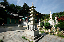 SOUTH KOREA MASAN 28OCT07 - General view of a Confucian temple in Masan, south Korea...jre/Photo by Jiri Rezac..© Jiri Rezac 2007..Contact: +44 (0) 7050 110 417.Mobile:  +44 (0) 7801 337 683.Office:  +44 (0) 20 8968 9635..Email:   jiri@jirirezac.com.Web:    www.jirirezac.com..© All images Jiri Rezac 2007 - All rights reserved.