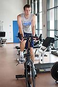 DESCRIZIONE : Bormio Ritiro Nazionale Italiana Maschile Preparazione Eurobasket 2007 Allenamento Preparazione fisica<br /> GIOCATORE : Richard Mason Rocca<br /> SQUADRA : Nazionale Italia Uomini EVENTO : Bormio Ritiro Nazionale Italiana Uomini Preparazione Eurobasket 2007 GARA : <br /> DATA : 22/07/2007 <br /> CATEGORIA : Allenamento <br /> SPORT : Pallacanestro <br /> AUTORE : Agenzia Ciamillo-Castoria/E.Castoria<br /> Galleria : Fip Nazionali 2007 <br /> Fotonotizia : Bormio Ritiro Nazionale Italiana Maschile Preparazione Eurobasket 2007 Allenamento <br /> Predefinita :