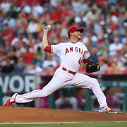 2014 MLB Athletics at Angels