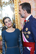 010617 Spanish Royals Celebrate New Year's Military Parade 2017