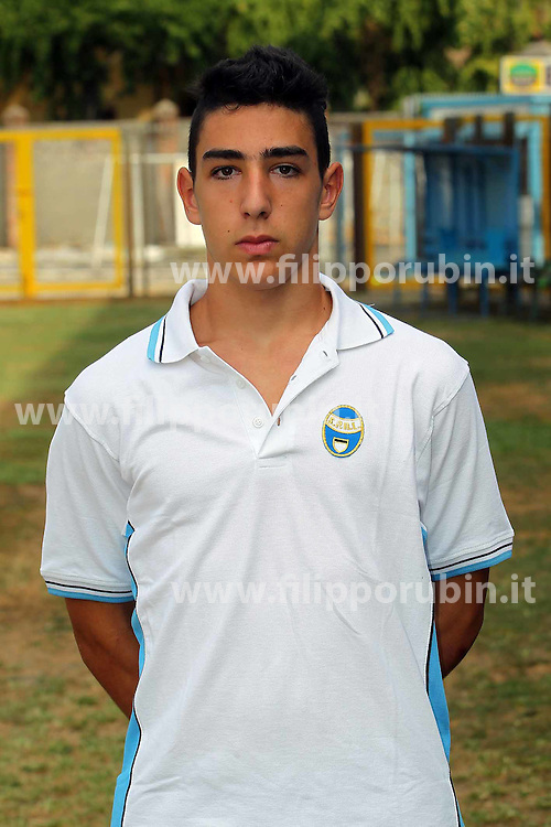 BUSATO MATTEO CALCIATORE SPAL 2012-2013