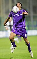 Firenze 20/09/2006<br /> Campionato Italiano Serie A 2006/07<br /> Fiorentina-Parma 1-0<br /> Luca Toni Fiorentina<br /> Foto Luca Pagliaricci Inside