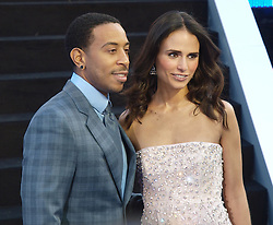 Chris 'Ludacris' Bridges and Jordana Brewster arrives for the premiere of Fast&Furious 6 in London, Tuesday 7th May 2013.  Photo by: Max Nash / i-Images