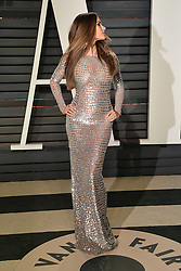 Celebrity arrivals at the Vanity Fair Oscar Party 2017 in Los Angeles, California. 26 Feb 2017 Pictured: Sofia Vergara. Photo credit: BITSY / MEGA TheMegaAgency.com +1 888 505 6342