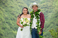 Omi & JC ~ Molokai Wedding