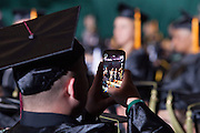 Ohio University Commencement ceremony Saturday May 3, 2014.  Photo by Ohio University / Jonathan Adams
