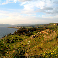 Sea of Galilee-East Side