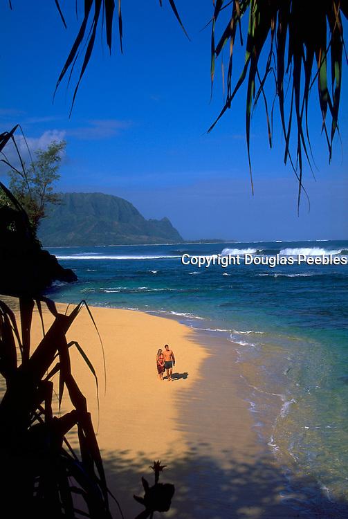 Princeville, Hanalei Bay, Kauai, Hawaii, USA<br />
