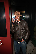 Datwon Thomas at the Celebration for the Finale episode of the VH1 hit reality show ' Let's talk about Pep held at the Comix Club on March 1, 2010 in New York City.