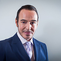 John Galliano at 'Connect' 28.05.2015