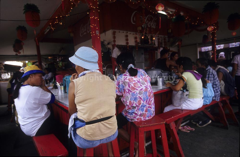 CEBU CITY MARKET RESTAURANT, CEBU ISLAND, THE VISAYAS, THE PHILIPPINES