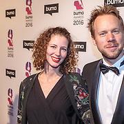 NLD/Hilversum/20160215 - Buma Awards 2016, Diggy Dex