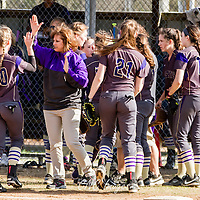 03-31-16 Berryville Softball vs. Gentry