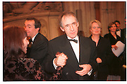 Beryl Bainbridge and Ian McEwan, 1998 Booker prize evening. Guildhall. Gresham St. London EC@. 27/10/98. SUPPLIED FOR ONE-TIME USE ONLY> DO NOT ARCHIVE. © Copyright Photograph by Dafydd Jones 66 Stockwell Park Rd. London SW9 0DA Tel 020 7733 0108 www.dafjones.com