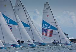 StarUSAMENDELBLATT Mark, Fatih Brian<br /> <br /> 2012 Olympic Games <br /> London / Weymouth