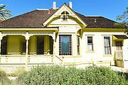 Fullerton Arboretum Heritage House